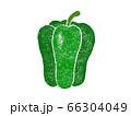 ピーマンのイラスト 66304049