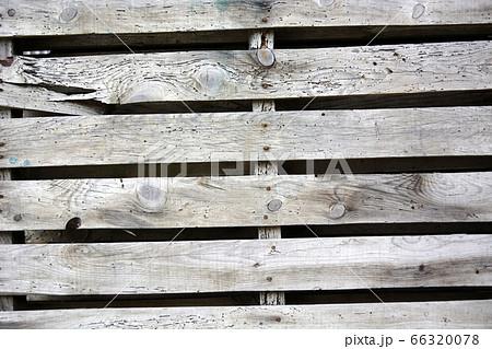 古い木製の壁 66320078
