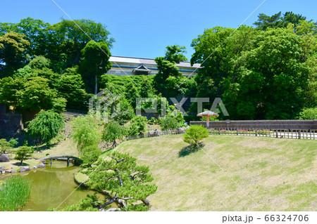 金沢城公園 三十間長屋と玉泉院丸庭園 66324706