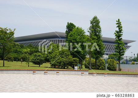 6月 江東224東京アクアティクスセンター・辰巳の森海浜公園 66328863