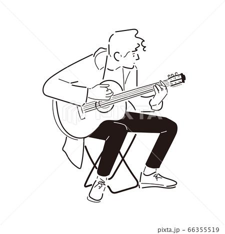 ギター 66355519