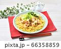 オリジナル料理のマーボー焼きそば、麻婆ヤキソバ、麻婆焼そば。 66358859