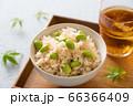 枝豆ご飯 66366409