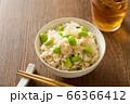枝豆ご飯 66366412