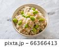 枝豆ご飯 66366413