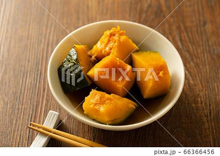 かぼちゃの煮物 66366456