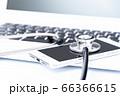 オンライン診療のイメージ 66366615