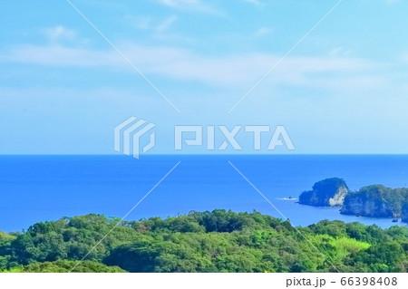 大高森から見る太平洋の眺望(宮城県) 66398408