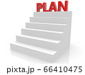 Stairs with Plan concept 66410475