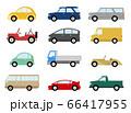 自動車 アイコン 66417955