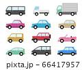 自動車 アイコン 66417957