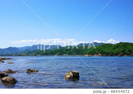 夏休みに家族旅行で訪れた伊勢の海 66454072