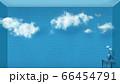 青い部屋(雲あり) 66454791