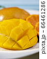 新鮮で美味しいマンゴー 66461286