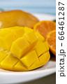 新鮮で美味しいマンゴー 66461287