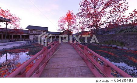 日本屋敷 66480493