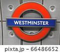 ウェストミンスター駅の看板 66486652