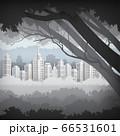 City in the jungle 66531601