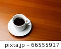 ホットコーヒー 66555917