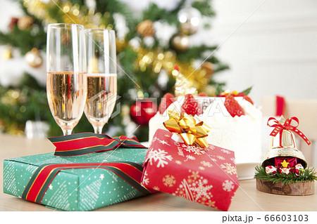 クリスマスパーティー 66603103