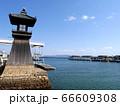 旧野﨑浜灯明台(倉敷市) 66609308