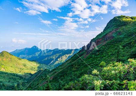 (群馬県)志賀草津道路・山田峠付近の景観 66623143