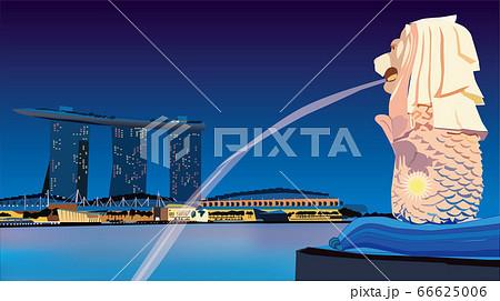 シンガポール 66625006