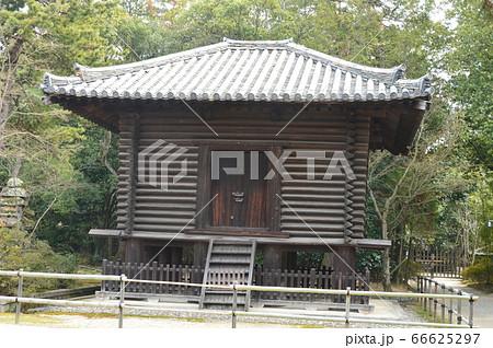 唐招提寺の「宝蔵」(奈良県奈良市五条町) 66625297