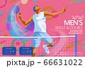 Badminton tournament poster 66631022