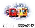 阪堺電車 66696542