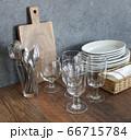 カフェやバーの食器 66715784