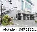 外出制限時の小田原駅 5月3日 11:56 本来なら北條五代祭り 66728921