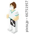 医療従事者(診療放射線技師) 66751957