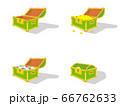 緑色の宝箱 4種類 66762633