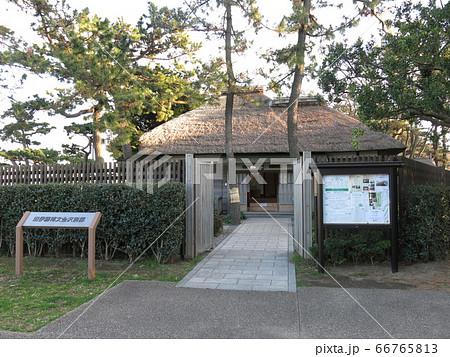 横浜市金沢区の野島公園にある旧伊藤博文金沢別邸 66765813
