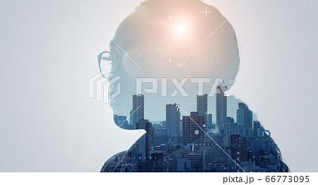 AI・人工知能 66773095