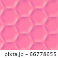 Pink geometric seamless pattern for wrapper, wallpaper or abstract background 66778655