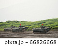 水陸両用装甲車 (AAV7) 66826668