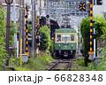江ノ電300形【神奈川県鎌倉市】初夏の長谷駅 66828348