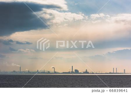 東京湾アクアライン・海ほたるPAからの風景 66839641