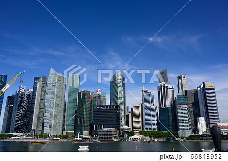 シンガポールオフィスビル 66843952