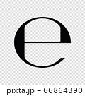 Estimated, E mark symbol 66864390