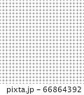 Grid stripe seamless pattern. 66864392