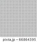 Grid stripe seamless pattern. 66864395