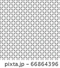 Grid stripe seamless pattern. 66864396