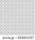 Grid stripe seamless pattern. 66864397