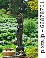 麻綿原高原 妙法生寺 の紫陽花 66878701