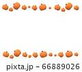 かぼちゃゴロゴロフレーム 66889026