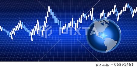 アメリカ 株価 チャート