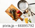 ロブスター キッチンイメージ 66895792